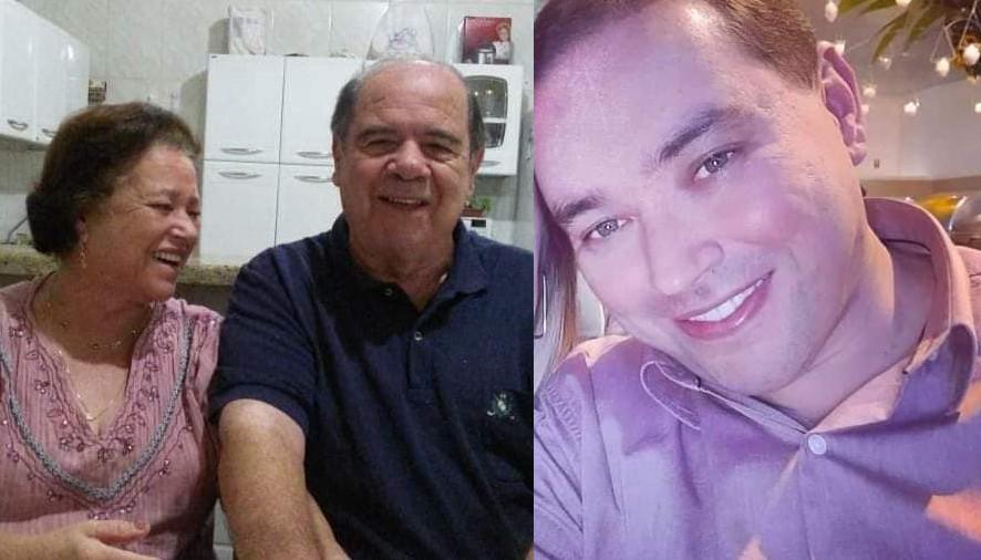 Pai, mãe e filho morrem de Covid-19 neste fim de semana no interior de SP