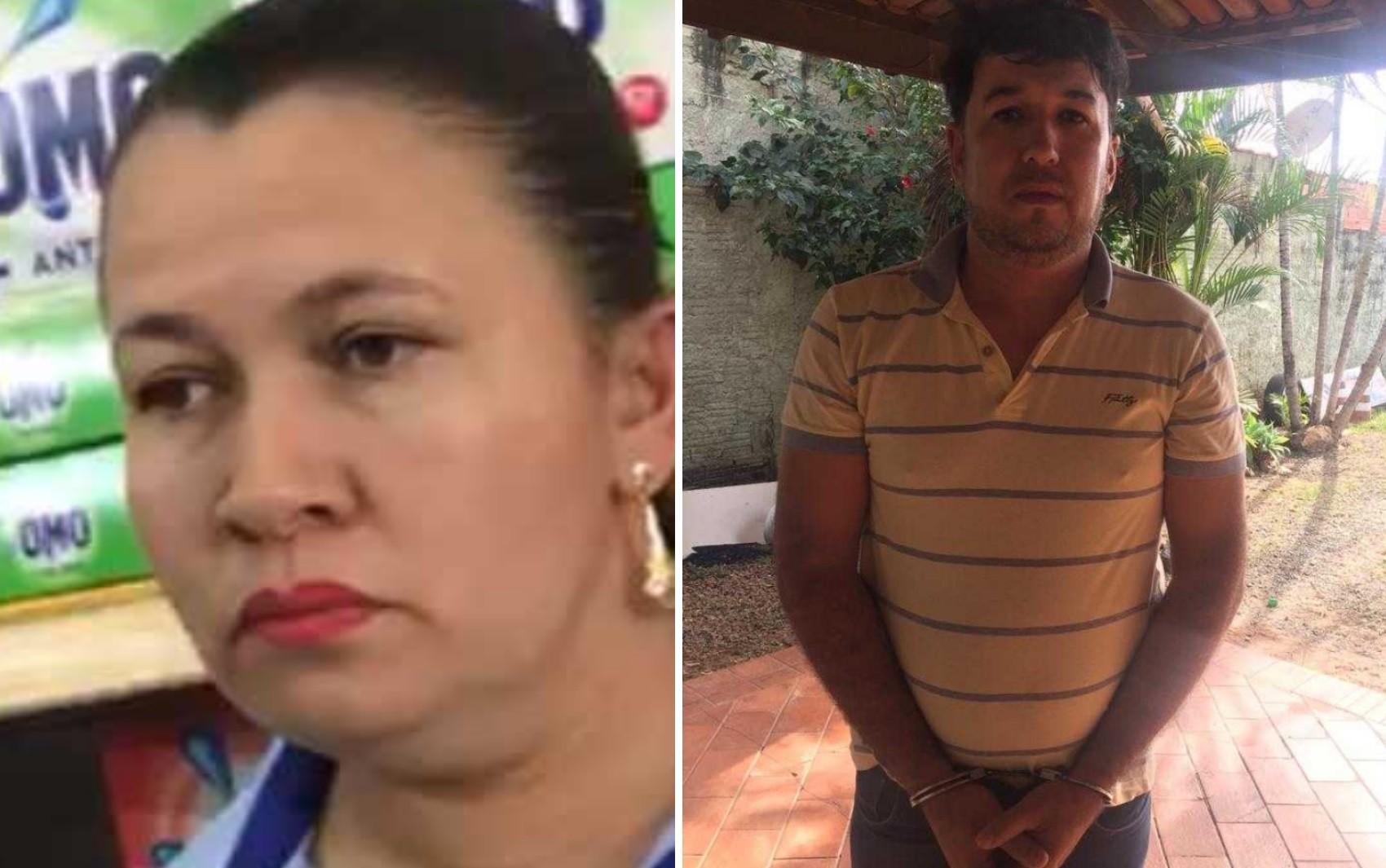 Mulher é presa em Goiás, junto com marido, suspeita de matar irmã adotiva de 11 anos em Alagoas