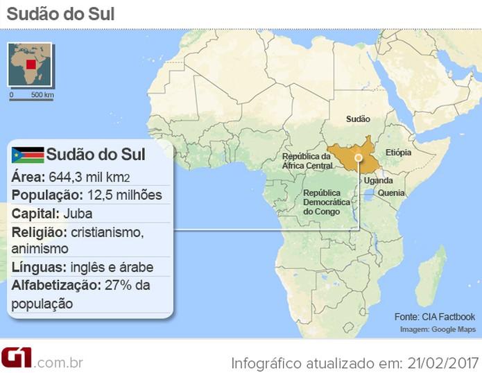 Resultado de imagem para Sudão do Sul