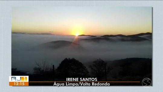 Meteorologia prevê sexta-feira de temperaturas baixas no Sul do Rio