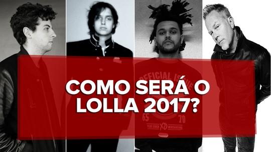 Programação do Lollapalooza Brasil 2017: horários das atrações do festival