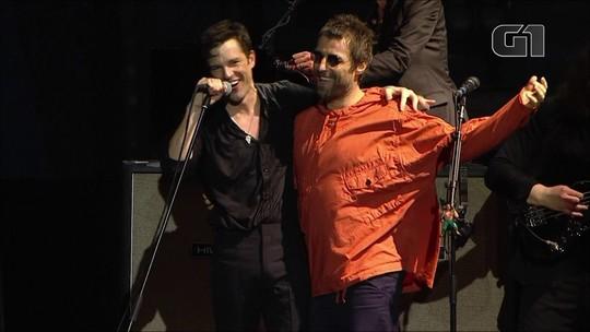 The Killers se inspirou em 'bandas grandes como Oasis', não em 'hipsters de boné', diz baterista