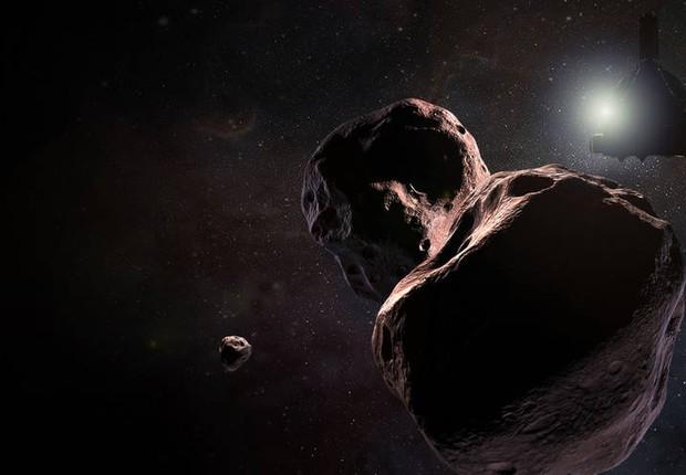 A sonda New Horizons, da Nasa (Foto: Divulgação/Nasa)