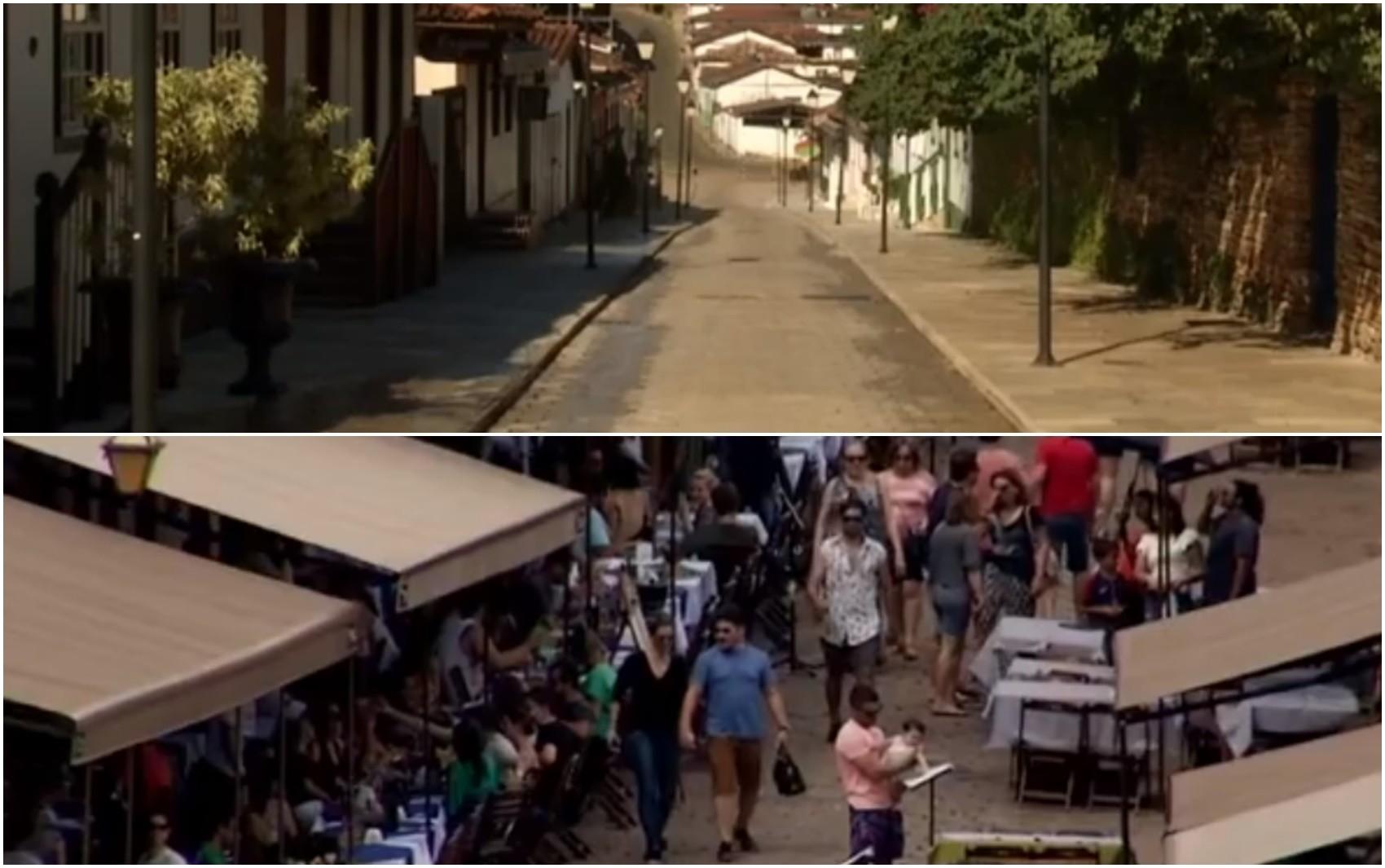 Novo decreto estabelece toque de recolher e mantém turismo suspenso em Pirenópolis