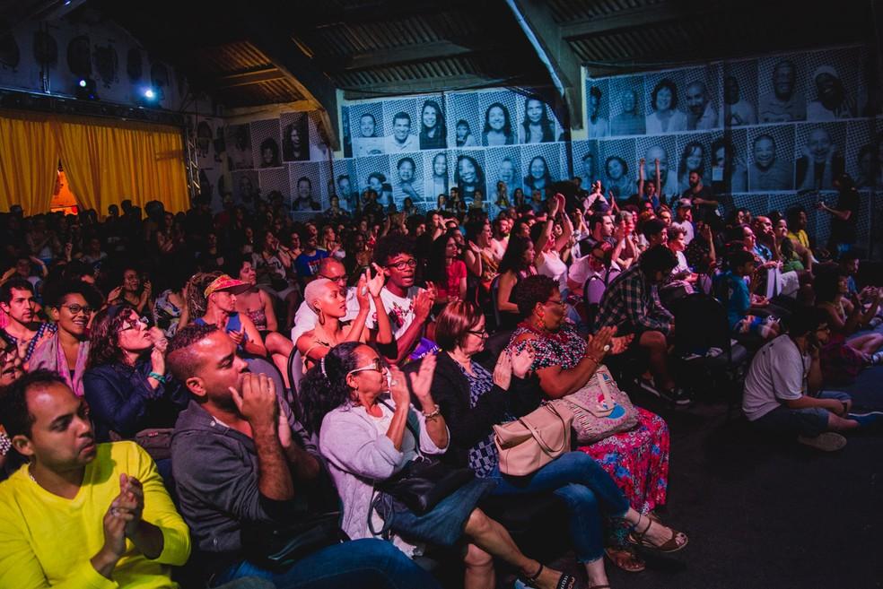 Flup reuniu mais de 500 autores nacionais e internacionais entre 2012 e 2018 — Foto: Divulgação