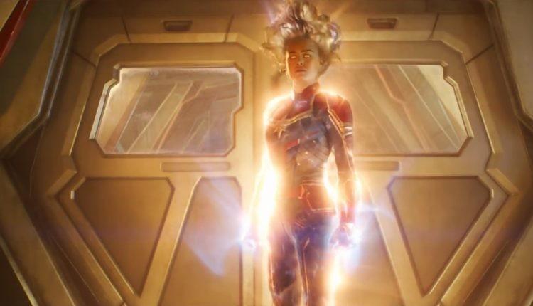 Brie Larson como Carol Danvers no novo trailer de Capitã Marvel (Foto: Divulgação)