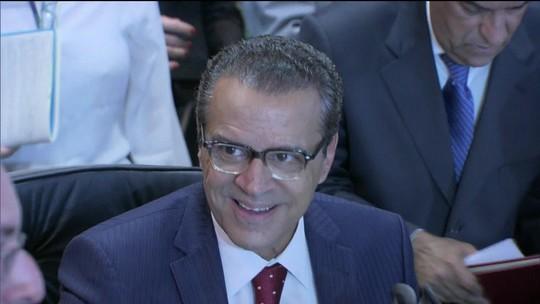 Henrique Eduardo Alves está liberado da prisão domiciliar