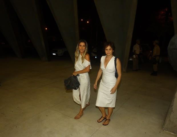 Ingrid Guimarães e Drica Moraes (Foto: Agnews)