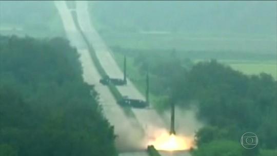 Coreia do Norte abandona canal de comunicação