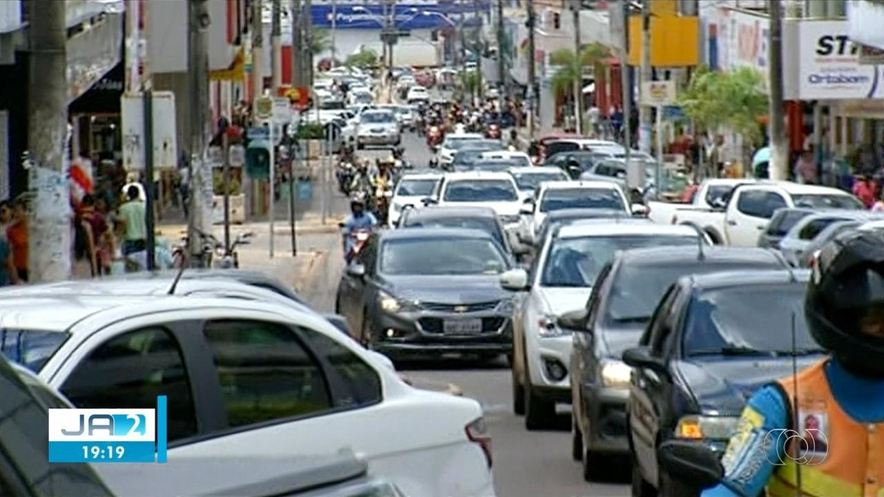 Em quatro anos, frota de veículos cresce cerca de 30% em Araguaína - Noticias