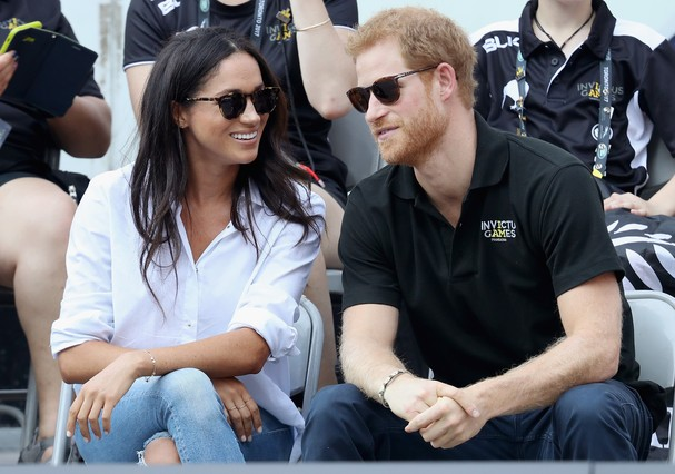 Meghan Markle e Príncipe Harry (Foto: Getty Images for the Invictus Games Foundation)