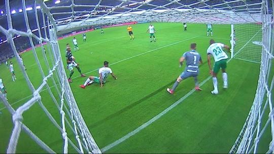 Palmeiras mostra mais uma vez que é dependente de Dudu