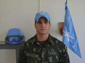Capitão Barcelos: haiti (Foto: Divulgação/Forças Armadas Brasileiras)