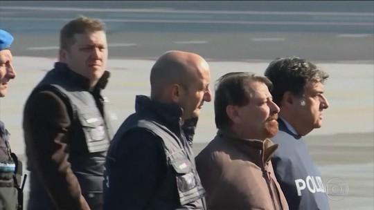 Battisti diz que captura 'foi uma libertação', segundo jornal italiano