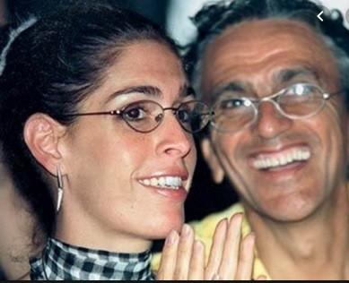 Paula Lavigne e Caetano Veloso: mais de 30 anos juntos