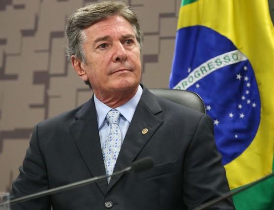 Fernando Collor de Mello (Foto: Antônio Cruz/Agência Brasil )