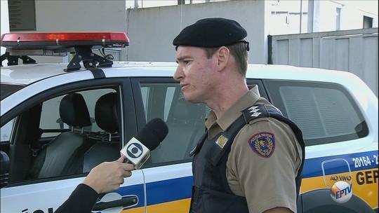 Maiores cidades do Sul de Minas têm redução em número de roubos praticados, diz Secretaria de Segurança de MG