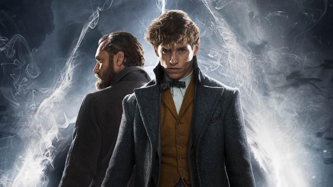 Newt Scamander retorna para uma nova aventura, dessa vez em Paris com ajuda de Alvo Dumbledore  (Foto: Divulgação)