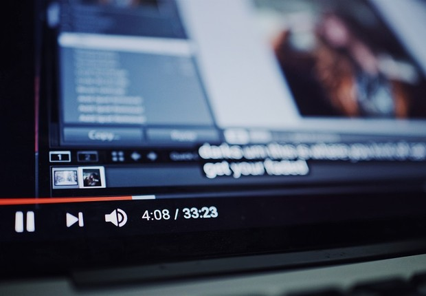Interface do Youtube (Foto: Pexels)