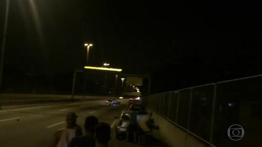 Carro de motorista que morreu na Linha Amarela possuía equipamento de proteção como o de veículos de corrida