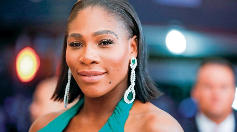 Serena Williams: a americana agora busca o sucesso no mundo dos negócios (Foto: Divulgação)
