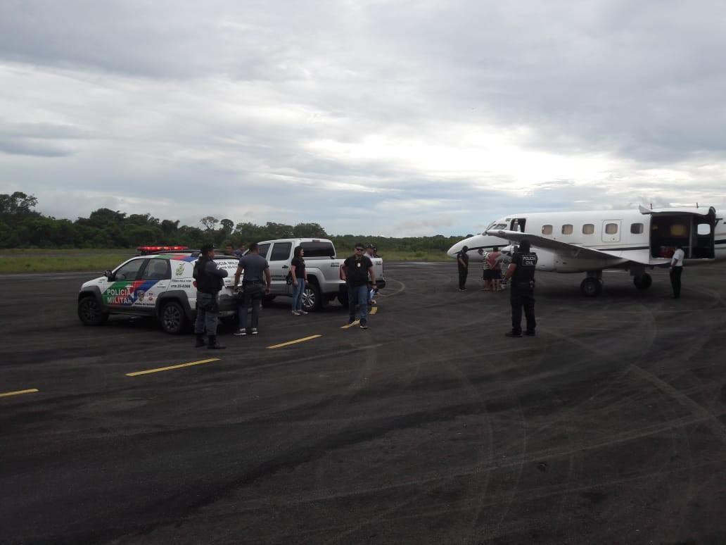 Dez presos são transferidos de delegacia para unidade prisional em Manaus - Noticias