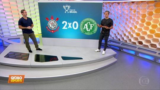 Caio Ribeiro diz que Corinthians vai brigar por Libertadores no Brasileiro