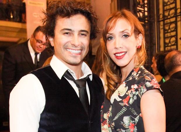 Lázaro Menezes e Kiara Sasso (Foto: Marcos Ribas/BrazilNews)