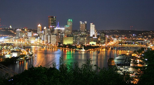 23. Pittsburg