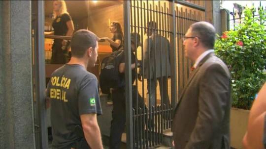 Presidente da Fecomércio-RJ é preso na Lava-Jato