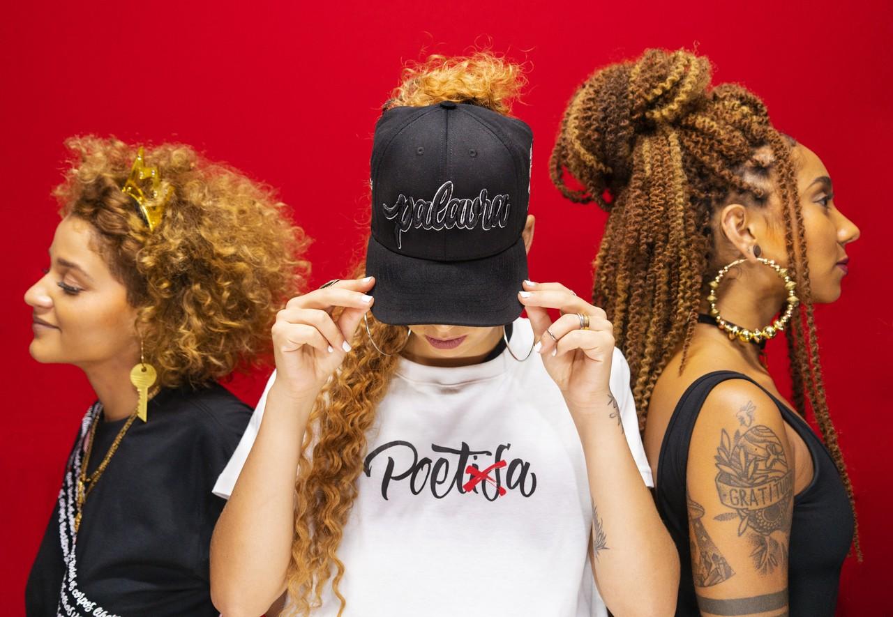 Com o nome Palavra Como Proteção, a coleção ganhou uma música e videoclipe  (Foto: Divulgação)