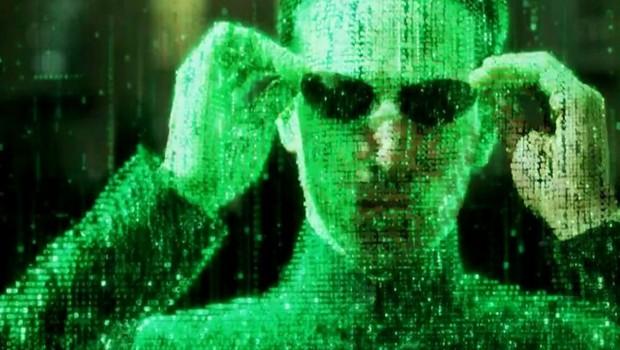 Neo, protagonista do filme Matrix, um clássico que traz ao debate o poder da IA (Foto: Divugação)