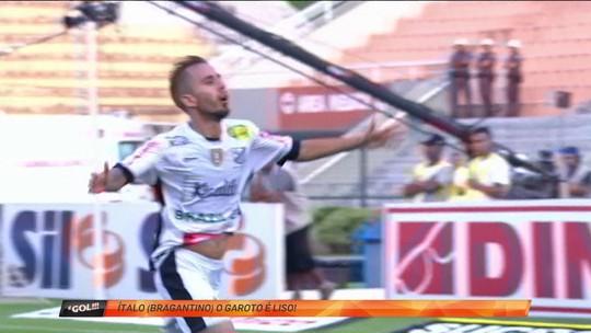Ítalo, do Bragantino, é eleito o abusado da rodada