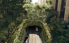 Parque das Flores opõe visões diferentes de urbanismo na Av. Paulista