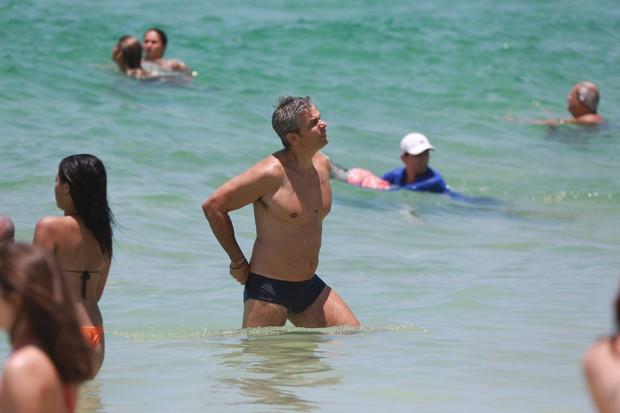 Otaviano Costa  (Foto: Dilson Silva / AgNews)