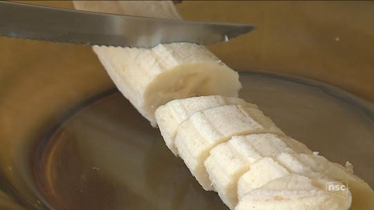 Banana mais doce do país é cultivada  em Corupá e região, diz INPI