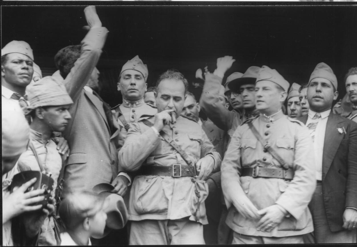 Getúlio Vargas em 1930 (Foto: Reprodução)