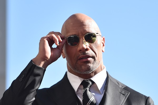 O ator Dwayne The Rock Johnson (Foto: Getty Images)
