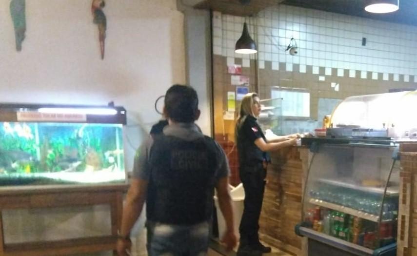 Polícia fecha 21 estabelecimentos irregulares no distrito de Icoaraci, em Belém - Notícias - Plantão Diário