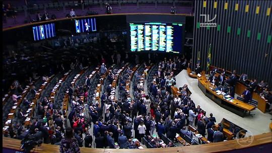 Sessão vai definir novo presidente da Câmara dos Deputados