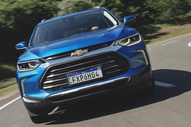 Coronavirus Quase Deixou O Chevrolet Tracker Em Quarentena Lancamento Online Salvou Suv Mas Rendeu Briga Com A Vw Autoesporte Noticias