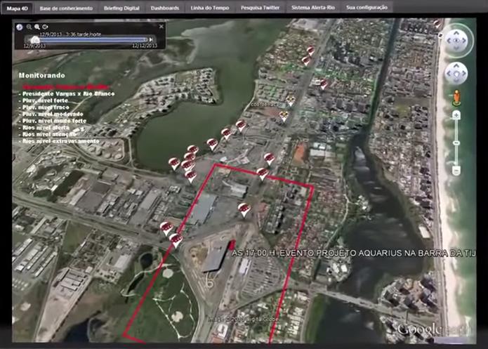 Sistema da prefeitura é melhorado com dados do Waze e Google (Foto: Reprodução/Waze)