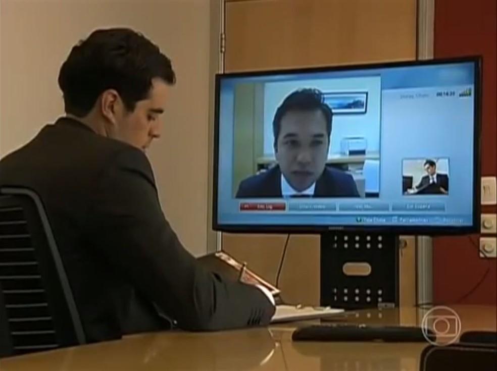 — Foto: Reprodução/TV Globo