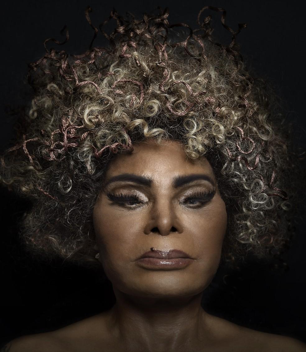 Elza Soares (Foto: Divulgação / Daryan Dornelles)