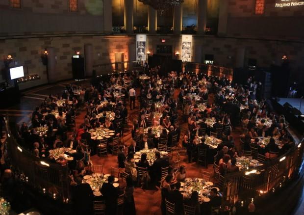 A edição 2017 do evento, que aconteceu em Nova York (Foto: Divulgação)