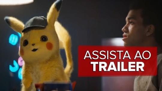 'Pokémon: Detetive Pikachu' foca em crianças e perde público da nostalgia com dublagem; G1 já viu
