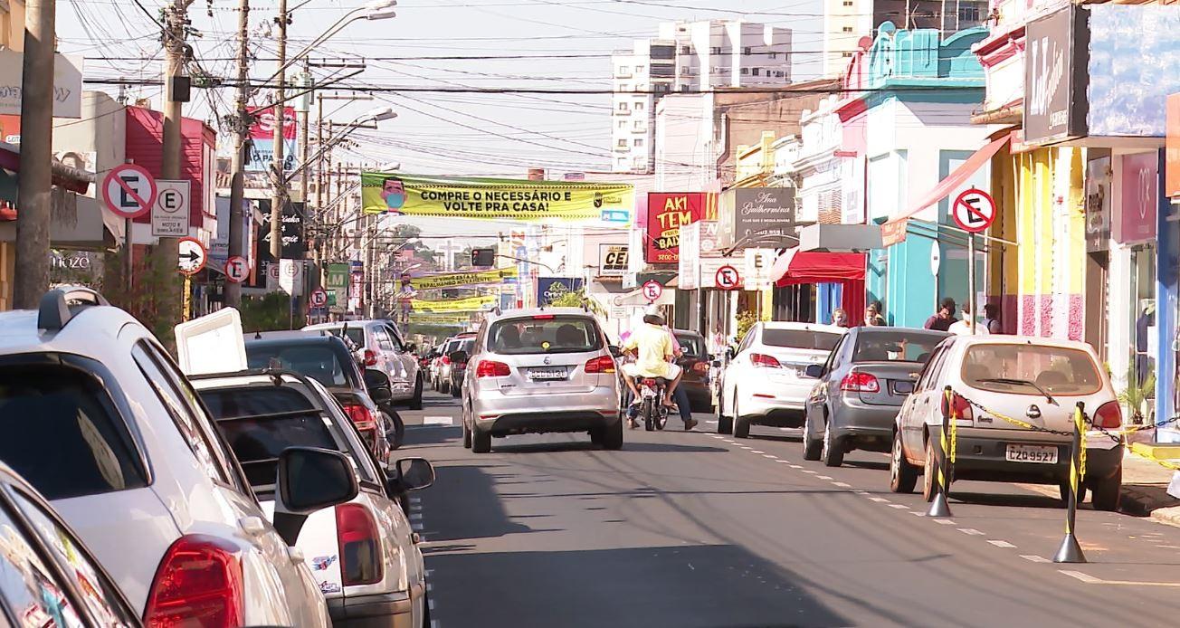 Prefeitura de Jaboticabal, SP, começa a multar moradores sem máscaras nas ruas e no comércio