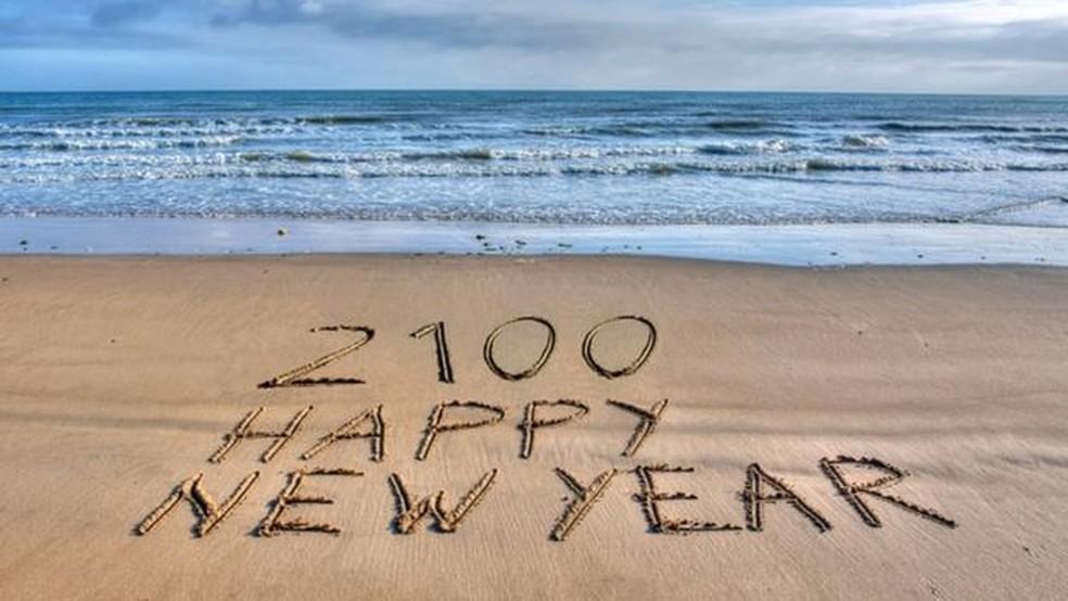 O ano de 2100 deveria ser bissexto, mas não será — Foto: Getty Images/BBC