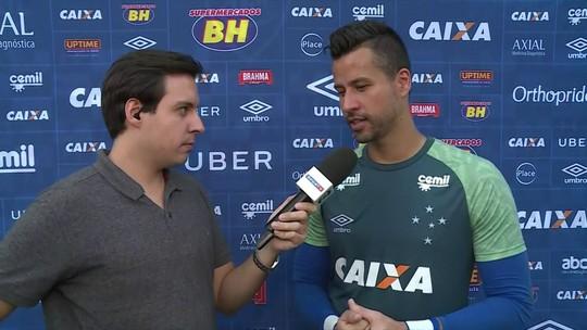 """Para Fábio, Cruzeiro tem que poupar no Brasileirão: """"Chega uma hora em que você não tem mais peças de reposição"""""""