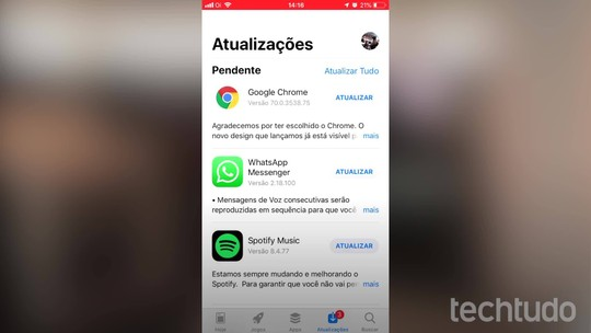 Como desinstalar aplicativos no iPhone? Saiba apagar apps no iOS 13.2